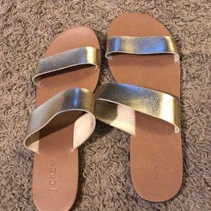 Jcrew sandal